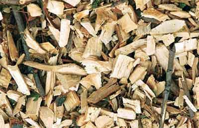 Gardens Mulch & Woodchips